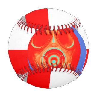 ガスマスクの野球 野球ボール