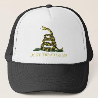 ガズデンの旗のコイル状のヘビ キャップ