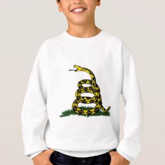 ガズデンの旗のヘビ スウェットシャツ