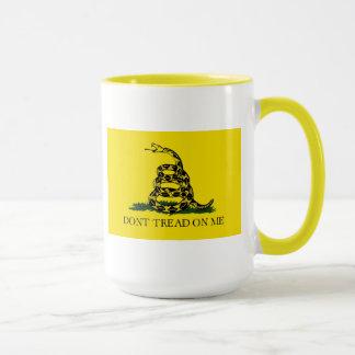 ガズデンの旗 マグカップ