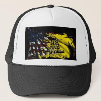 ガズデンの旗-自由か死 キャップ