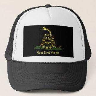 ガズデンの黒い帽子 キャップ