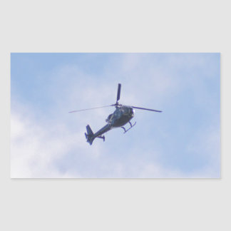 ガゼルのヘリコプター 長方形シール