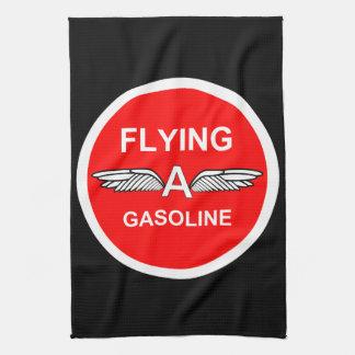 ガソリンの飛行 キッチンタオル