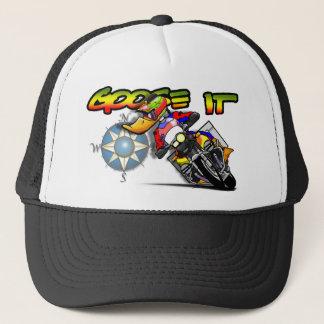 ガチョウそれADVのコンパスの帽子 キャップ