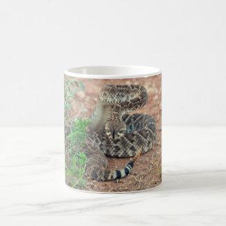 ガラガラヘビ コーヒーマグカップ