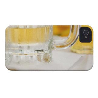ガラスのビールの閉めて下さい Case-Mate iPhone 4 ケース