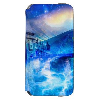 ガラスの城 INCIPIO WATSON™ iPhone 5 財布型ケース