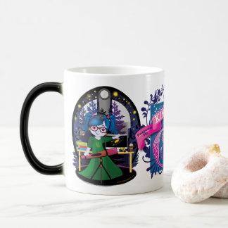 ガラスの天文学のプリンセス! モーフィングマグカップ