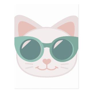 ガラスの猫 ポストカード