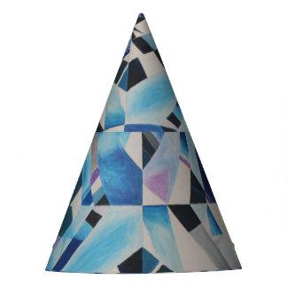 ガラスダイヤモンドのパーティーの帽子 パーティーハット