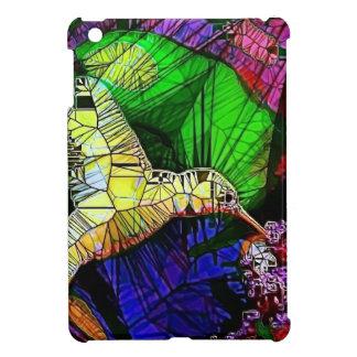 ガラスハチドリ iPad MINIケース