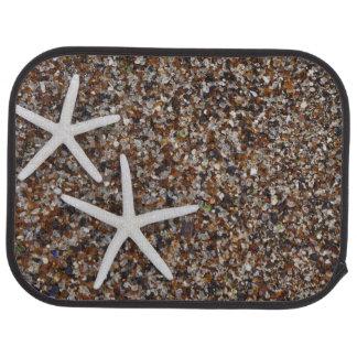 ガラスビーチのヒトデの骨組 カーマット