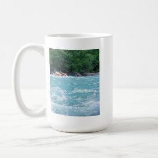 ガラス漁師 コーヒーマグカップ