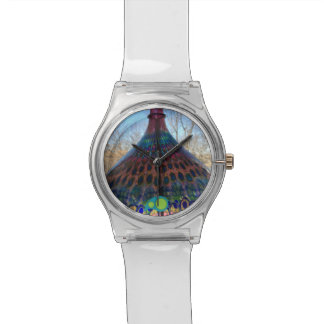 ガラス瓶 腕時計