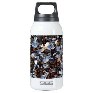 ガラス砂のビーチ 断熱ウォーターボトル