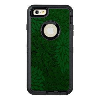 ガラス花弁の箱 オッターボックスディフェンダーiPhoneケース