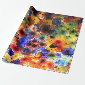 ガラス芸術の包装紙(ラスベガス) ラッピングペーパー