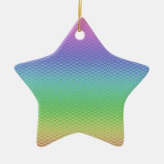ガラス虹 セラミックオーナメント