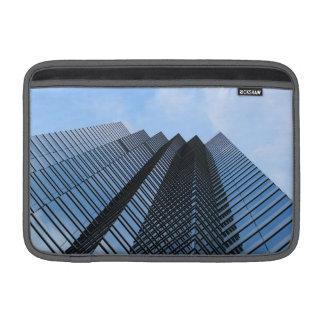 ガラス超高層ビル MacBook スリーブ