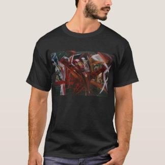 ガラス Tシャツ