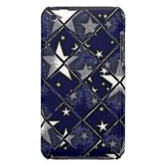 ガラスipod touchの穹窖の箱を通した星 Case-Mate iPod touch ケース