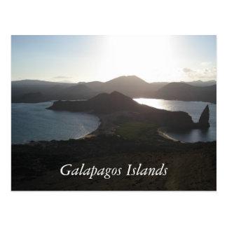 ガラパゴス諸島 ポストカード