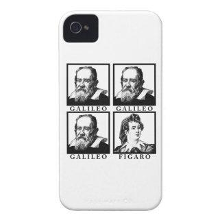 ガリレオFigaro BW Case-Mate iPhone 4 ケース