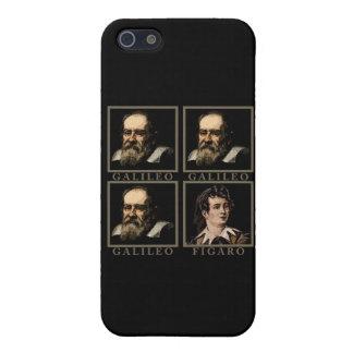 ガリレオFigaro iPhone 5 Case