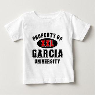 ガルシア大学の特性 ベビーTシャツ