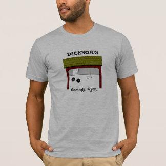 ガレージの体育館 Tシャツ