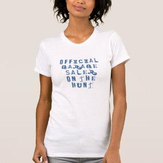 ガレージセールのTシャツ Tシャツ