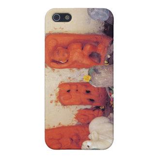 ガンジス川のチャペルの神社 iPhone SE/5/5sケース