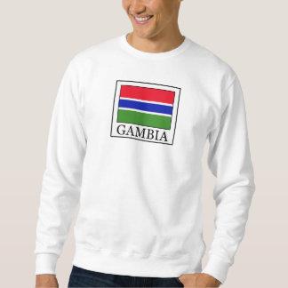 ガンビアのスエットシャツ スウェットシャツ