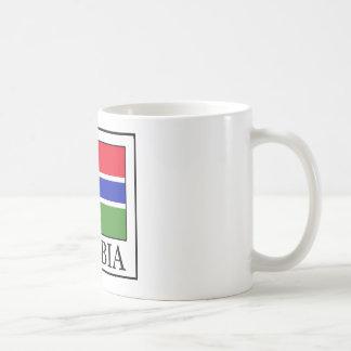 ガンビアのマグ コーヒーマグカップ