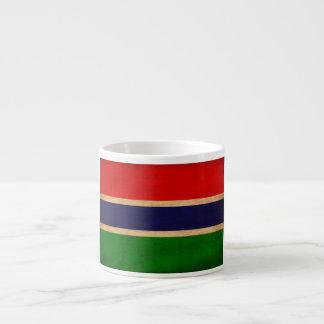 ガンビアの旗 エスプレッソカップ