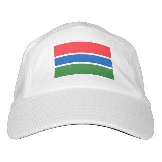 ガンビアの旗 ヘッドスウェットハット