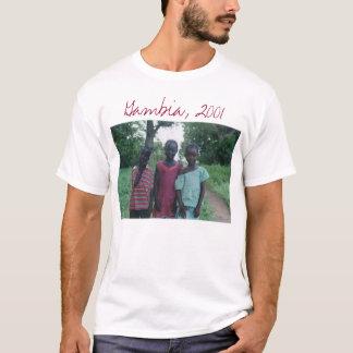 ガンビア、アフリカ Tシャツ