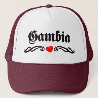ガンビア キャップ