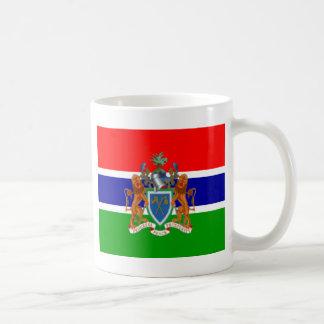 ガンビア コーヒーマグカップ