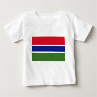 ガンビア ベビーTシャツ