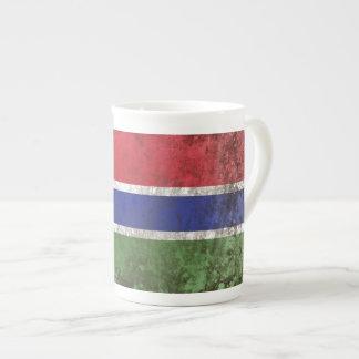ガンビア ボーンチャイナカップ