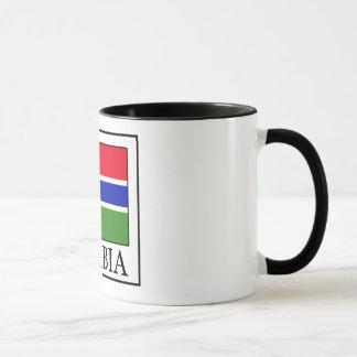 ガンビア マグカップ