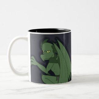 ガーゴイルのマグ ツートーンマグカップ