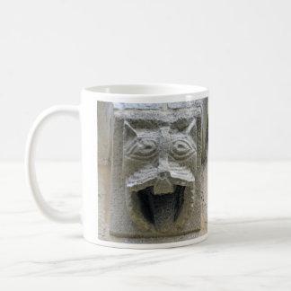 ガーゴイルの猫舌のマグ コーヒーマグカップ