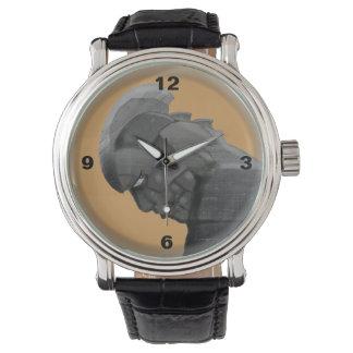 ガーゴイルの装甲 腕時計