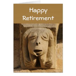 ガーゴイルの退職カード カード