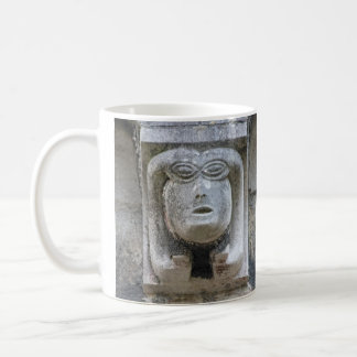ガーゴイルの2顔のマグ コーヒーマグカップ