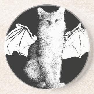 ガーゴイル猫のコースター コースター