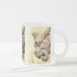 ガーゴイル フロストグラスマグカップ